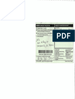 Manning El Statutory Claim Green Return Receipt