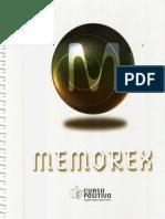 [Vestgeek] Memorex - Curso Positivo