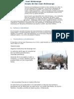 Historia de San Juan Alotenango