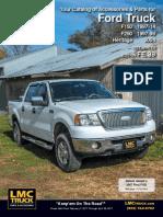 Catalogo Acc y Part Ford Heritage