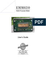 EMM620 User Guide