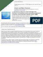 DESALINATION and WATER TREATMENT Volume 53 Issue 10 2015 [Doi 10.1080%2F19443994.2013.868836] Zhu, Gefu; Li, Jianzheng; Liu, Chaoxiang; Huang, Xu; Liu, Lin -- Simultaneous Production of Bio-hydrogen A