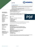Hempadur Avantguard 750 1736g - Product Datasheet