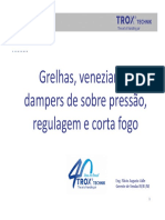 Pressurização de Escadas Bombeiros SP 2016