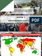 AA1_3 Gobernabilidad e Instituciones