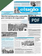 Edición Impresa Elsiglo 07-04-2017