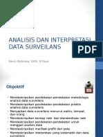 06_analisis Dan Interpretasi Data Surveilans