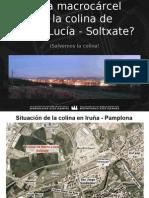 Carcel en Santa Lucía