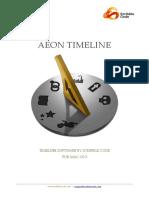 Aeon Timeline Manual