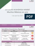 Muchos Méxicos en uno