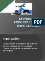 Import Ac i Ones