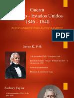 Unidad 5 Guerra México Vrs EEUU - Pablo Hernández