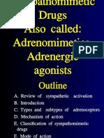 4-Sympathomimetid Drugs Aa4