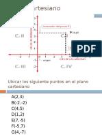 Ecuación de la recta 3°G