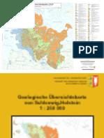 Geologische Karte Von Schleswig Holstein