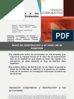 Distribuciones a Los Accionistas-1