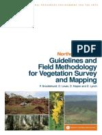 Guidelines Fieldmethods