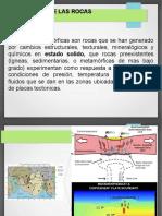 Primer Laboratorio de Petrologia Metamorfica