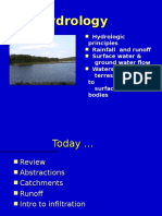hydrology  its process.ppt
