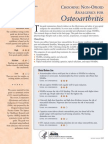Osteoarthritis Clinician Guide
