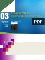 Module 3 Futute Form PPT