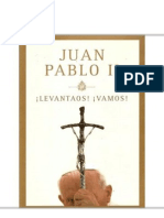 Juan Pablo II - ¡Levantaos! ¡vamos!