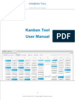 Kan Ban Tool Manual