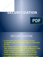 Presentation on Securtization