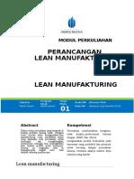 Modul Perancangan Lean Manufacturing [TM1] TPS