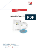 IQBoard Software V5.1b Manual de Usuario
