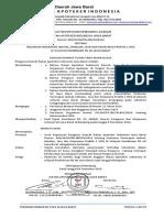 Sk Pd Iai Jabar - No.6 Tahun 2016 Pedoman Praktik 3 Sipa 2016