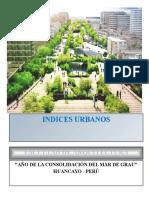 Indices Urbanos