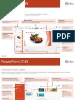 Tutorial Power Point 2013
