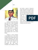 Sang Bapak Pendidikan Bangsa Indonesia - Copy