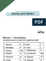 Money and Banks PPT presentation for Teachers