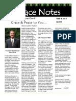 Grace Notes June 2010