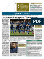 Amiens - AJ Auxerre