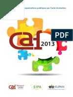Brochure CAF
