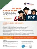 Iup Mba Program