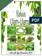 Rahsia Ulam Ulaman