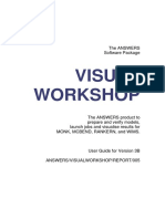 Visual Workshop 3B User Guide
