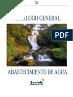 Catálogo de Abastecimiento Sertubi