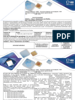 Guía de Actividades y Rubrica de Evaluación Fase 2 - Operaciones Con Fluidos