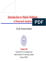 Matrix Methods