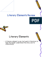 Literary Elements Review - Copy