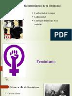 Presentación. Los Roles de Las Mujeres. Simone de Beauvoir