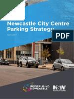 Newcastle City Centre Parking Strategy