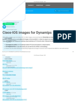 Cisco IOS Images for Dynamips - GNS3