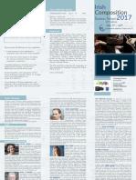 ICSS Brochure 2017