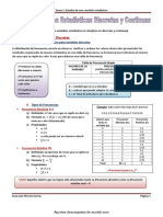 Wuolah-free-Estadística. Tema 1. Variables Estadísticas Discretas y Continuas